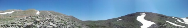 High altitude panorama