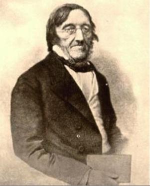 Karl Ernst von Baer, the Estonian-Russian scientist after whom Baer's Pochard is named.